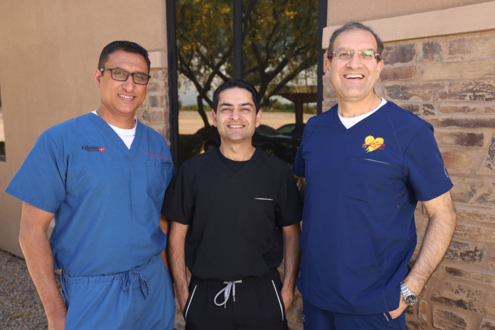 Lifetime Heart & Vascular - Doctors Image